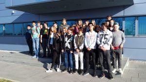 Tehniški dan za učence 8. razreda