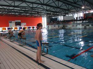 Občinsko in področno prvenstvo v plavanju