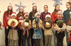 Posnetek Božično-novoletnih delavnic