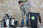 Zbiranje odsluženih električnih naprav