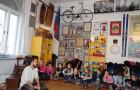 Četrtošolci obiskali Muzej narodne osvoboditve Maribor
