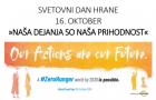 16. oktober – Svetovni dan hrane